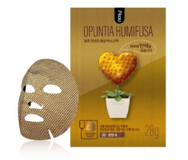 Маска для лица NOHJ Opuntia Humifusa Nutrition