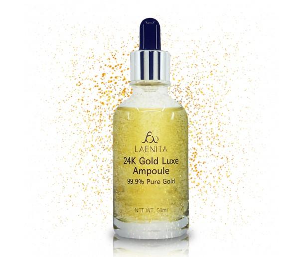 Сыворотка для лица LAENITA 24K Gold Luxe Ampoule